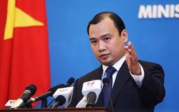 """Việt Nam phản đối Trung Quốc tổ chức kỷ niệm """"70 năm thu hồi Hoàng Sa, Trường Sa"""""""