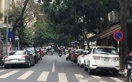 5 tuyến phố nào ở Hà Nội sẽ giữ xe ôtô dưới lòng đường theo ngày chẵn, lẻ?