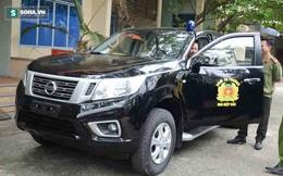 Đà Nẵng cấp hàng chục ô tô cho công an phường