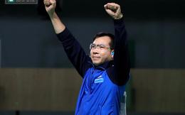Xạ thủ Hoàng Xuân Vinh từ chối danh hiệu Công dân thủ đô ưu tú