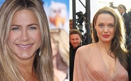 """Jennifer Aniston mãn nguyện vì """"quả báo"""" đã đến với Brad Pitt - Angelina Jolie"""