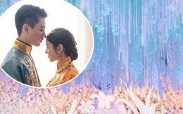 Đám cưới lung linh đến từng chi tiết của cặp đôi Trần Hiểu - Trần Nghiên Hy diễn ra vào ngày hôm nay!