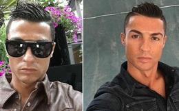 """Bức ảnh tự sướng """"tố cáo"""" Ronaldo trang điểm đậm chẳng thua gì phụ nữ"""