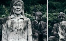"""Nỗi ám ảnh từ những bức tượng """"biết đi"""" tại công viên ma Nhật Bản"""