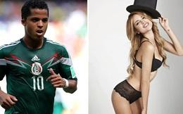 Rộ tin về clip sex giữa bạn gái tin đồn của Ronaldo với cựu sao Barca