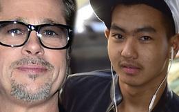 Brad Pitt và mối quan hệ phức tạp với cậu con trai cả Maddox