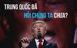 """Từ điện đàm cho tới tweet biển Đông: Với Trung Quốc, """"giông tố đã ở ngay ngoài cửa"""""""
