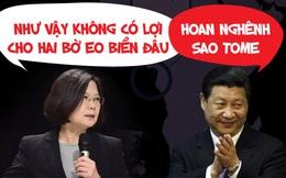 """Mất đồng minh, Đài Loan tố Bắc Kinh dùng tiền để thúc đẩy """"Một Trung Quốc"""""""