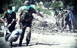 Giải phóng Aleppo, phát hiện mồ chôn tập thể la liệt xác nạn nhân bị tra tấn