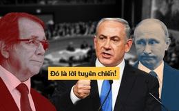 Vụ bỏ phiếu nghị quyết về Israel ở LHQ: Cuộc điện đàm cầu cứu Putin và phút cuối kịch tính