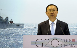 """Sau Ấn Độ, đến lượt Nhật bị TQ """"bóng gió"""" về biển Đông trước G20"""