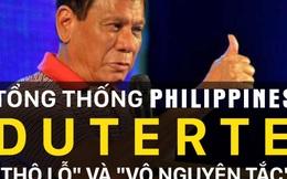"""[VIDEO] Những phát ngôn khiến Trump cũng phải """"ngả mũ"""" của Tổng thống Duterte"""