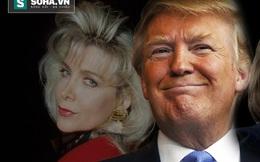 """Trump dọa đưa """"tình cũ của Bill Clinton"""" tới tranh luận với Hillary"""
