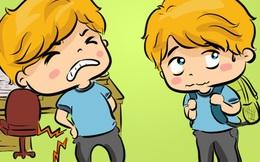 Những sai lầm khiến bạn có thể bị vẹo xương, gù lưng, hỏng dáng