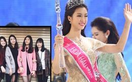 """Bạn cùng lớp lên tiếng khi Hoa hậu Đỗ Mỹ Linh bị """"chê đủ đường"""""""