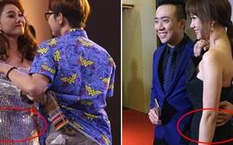 """Loạt áo váy tố dáng vóc ngày càng """"bụ bẫm"""" của Hari Won"""