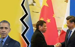 """Một thực tế TQ """"không thể xứng nổi"""" chứng minh Duterte dại dột nếu """"bỏ Mỹ thân Trung"""""""
