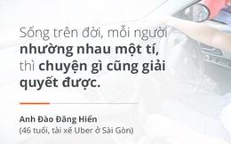 """Người lái taxi thú vị nhất Sài Gòn và chuyện """"trên đời mỗi người nhường nhau một tí"""""""