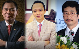 10 tỷ phú giàu nhất sàn chứng khoán Việt Nam: Có đến 4 gương mặt mới toanh, 3 cặp vợ chồng và hầu hết đều giàu từ nhà đất