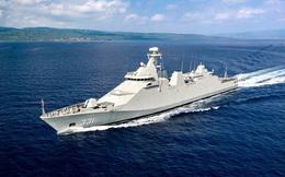 VIDEO: Khinh hạm SIGMA 10514 đầu tiên của Indonesia ra biển