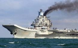 """""""Nhả khói đã là gì, số phận tàu sân bay Nga đáng ra còn thảm hơn"""""""