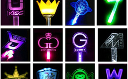 Màu đại diện – cuộc chiến không hồi kết của fan K-pop