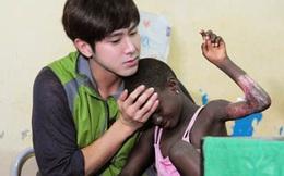 """Sao Hàn làm từ thiện: người thực tâm, kẻ """"làm màu"""""""