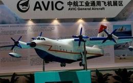 Trung Quốc đã chế tạo xong thủy phi cơ lớn nhất thế giới
