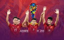 """Sự thật việc U19 Việt Nam """"ăn may"""" vào World Cup, kém xa lứa Công Phượng"""