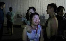 Tàu chìm trên sông Hàn: Kỳ tích mẹ không biết bơi cứu sống con 10 tháng tuổi