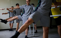 Đây là cách rèn luyện thể chất và xả stress hiệu quả của binh lính Hàn Quốc
