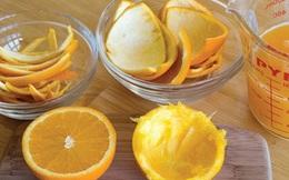 Bài thuốc từ vỏ trái cây