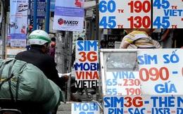 """Nhà mạng bắt đầu """"trảm"""" đợt hai SIM kích hoạt sẵn trên kênh phân phối"""