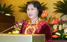 Bà Nguyễn Thị Kim Ngân tiếp tục được giới thiệu làm Chủ tịch Quốc hội khóa 14