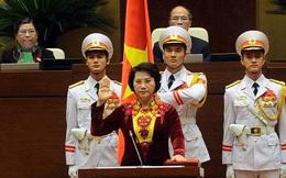 Được 95,5% ĐBQH bầu, bà Nguyễn Thị Kim Ngân trở thành nữ Chủ tịch QH đầu tiên