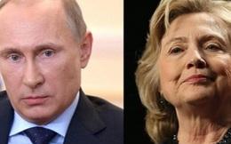 Báo Mỹ cáo buộc Tổng thống Putin, Donald Trump đầu độc bà Clinton