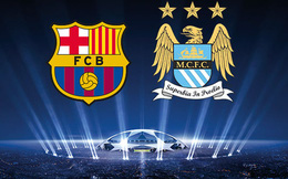 Box TV: Xem TRỰC TIẾP Barcelona vs Man City (01h45)