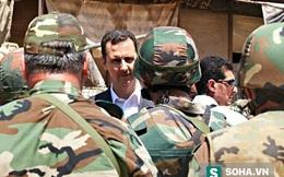 """""""Nếu Thổ, Saudi không phá đám, Raqqa sẽ về tay Assad trong năm 2016"""""""