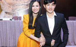 Đông Nhi ngượng ngùng khi bị hỏi chuyện kết hôn với Ông Cao Thắng