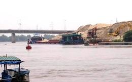 """Một CSGT đường thủy hy sinh khi chống """"cát tặc"""""""