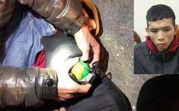 9X nhiễm HIV dắt lưng lựu đạn đi buôn hàng trắng