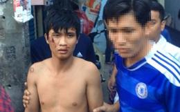 Nam thanh niên nghi ngáo đá cố thủ trong nhà dân suốt đêm