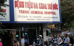 Dừng toàn bộ hoạt động phẫu thuật, thủ thuật của Bệnh viện đa khoa Trí Đức