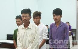 Bốn anh em đi tù vì đánh hội đồng kẻ đến nhà gây sự