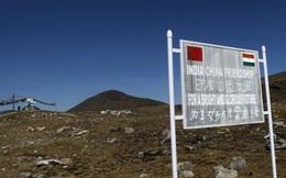 Quân lính Trung Quốc dựng lều trong lãnh thổ Ấn Độ