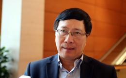 Phó Thủ tướng Phạm Bình Minh nói về vụ kiện của Philippines đối với Trung Quốc