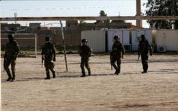 Căn cứ mới của Mỹ ở Iraq bị IS tấn công