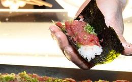 """Câu chuyện """"tàn nhẫn và nghiêm ngặt"""" của món sushi đắt nhất hành tinh"""