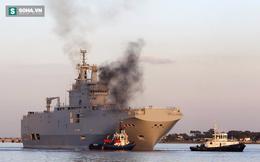 Bộ QP Ba Lan trả lời câu hỏi: Ai đã tung tin Nga mua lại tàu Mistral với giá 1 USD?