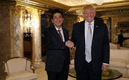 """Báo TQ: Trump cho Abe """"không gian tin tưởng tưởng tượng"""" và khiến đồng minh """"tưởng bở"""""""